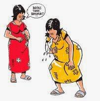 Bahaya Kehamilan sebelum membuat