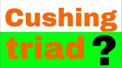 Triad Cushing membantu Anda untuk menyembuhkan